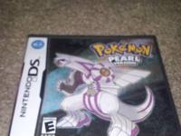FOR SALE! NINTENDO DS POKEMON PEARL SEALED GAME!!