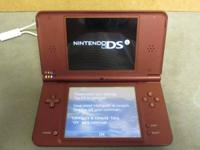 Nintendo DS XLi  Blue, 4.2' Screens, Dual Cameras, WIFI