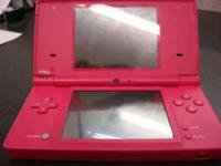 I have a nintendo DSi for sale $100.00 call  Location: