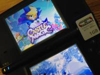Black Nintendo Dsi Loaded with games you may keep or