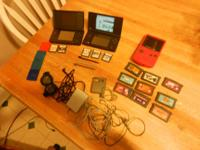 I have Nintendo DSI and DSI lite with 5 video games, 3