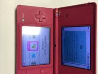 Nintendo DSi - Pink If you have any questions please