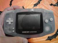 Game Boy Advance. Battery cover missing out on however