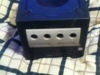 Nintendo game cube works great needs controllers and
