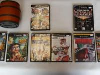 Classic Games for the Nintendo Game Cube for SALE Namco