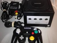 I have a Nintendo Gamecube for sale for $30. It is in