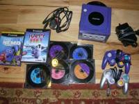Great Gamecube that has been fullt rested and works