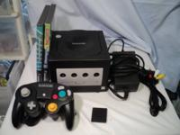 This Nintendo Gamecube works great and comes with 1