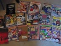 I have several Nintendo Power Magazines from the mid