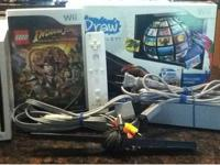I have a Nintendo Wii system with all cables, 2 games,