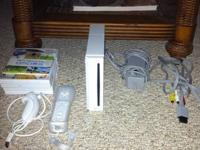 Great working conditioned wii with all power cables and