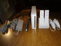 I am currently selling a white Nintendo Wii Game