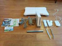 Complete Nintendo Wii Game System in excellent