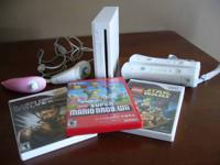 For Sale: Complete Nintendo Wii console + 2