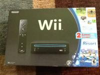 Brand new, unopened: Nintendo Wii Gaming System in