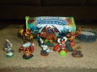 Skylander Giants video game for the original Nintendo
