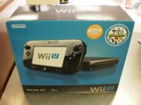 HI GUYS,.  WE ARE NOW MARKETING A. NINTENDO WII U.