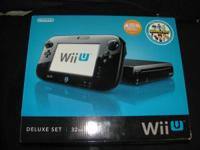 For Sale: Nintendo Wii U.  This is a slightly used Wii