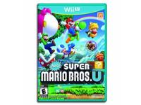 Nintendo Wii U 32GB Console Deluxe Set  with 2