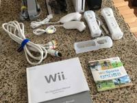 I had this Wii modded so that I could play games from