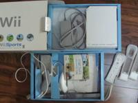 Mint Condition - HARDLY USED - STILL IN BOXES Wii