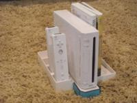 PRICE NEGOTIABLE Nintendo Wii with extra controller and