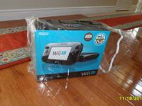 For sale: Wii U Deluxe 32gb System NiB *SOLD OUT