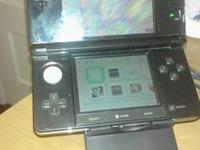 Hi, I'm selling a 3DS in good condition. This system