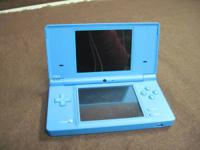 I'm aiming to offer a made use of baby blue Dsi. Its