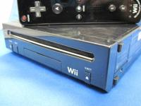 Come selection up this Nintendo Wii merely in time for