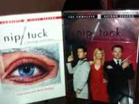 Nip/Tuck seasons one and two complete! Bought and never