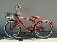 Brand new rare Nirve Cruiser. Kona Brewing Co. 2011