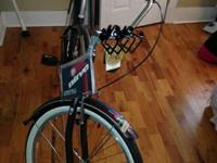 Brand new Nirve Bike, still has the tags on it. Have no