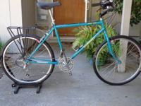 Retro traditional mid 80's Nishiki Cascade mountain