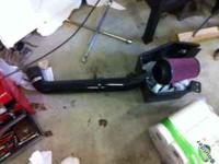I have a Nismo Cold Air Intake that I had on my 2005
