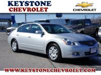 This is a great 2011 Altima sedan 2.5. This one's a