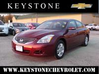 This 2011 Altima 2.5 SL might be the one for you! It