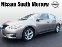 This is a great 2013 Altima sedan 2.5 SV. This one's a