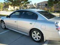 2003 Nissan Altima Automatic 2.5 four cilender .reading