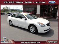!!Reduced Price - Was: $12,990!! Locally traded Altima