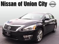 Check out this 2013 Nissan Altima 3.5 SL. This gently