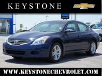 Who could resist this 2011 Nissan Altima 3.5 SR? It