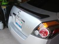 spoiler for altima nissan ,in good condition 30.00
