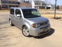 For Sale: Silver 2009 Nissan Cube SL - $7,250 obo -