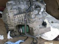 I HAVE A CVT AUTOMATIC TRANSMISSION THAT CAME OUT OF A