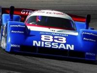 1992 Nissan GTP Nissan GTP cars won four straight