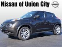 This brown 2013 Nissan JUKE S is a keeper. It comes
