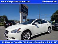 Excellent VALUE!! 2011 Nissan Maxima SV Sedan with