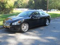 This outstanding example of a 2010 Nissan Maxima 3.5 SV