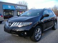 MURANO LE NOT MANY OF THESE, TOP OF LINE IN EXCELLENT